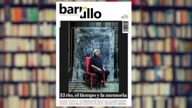 Presentan un nuevo número de la revista Barullo