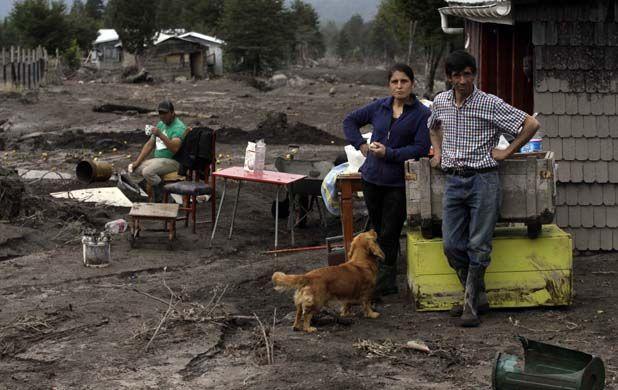 Animo. Habitantes de Puerto Montt