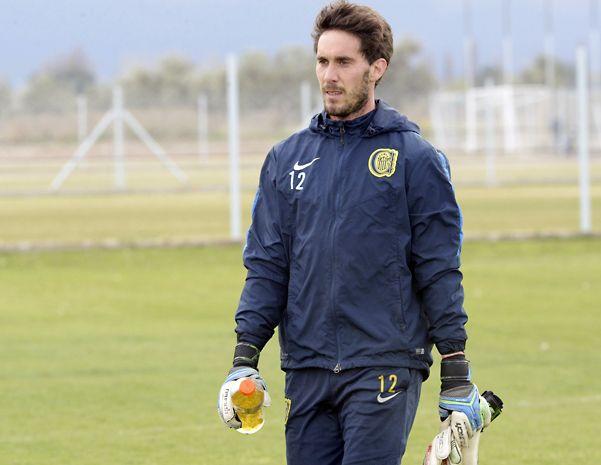 Seis partidos jugó el Melli García en el año: uno por torneo y cinco por la Copa Argentina.