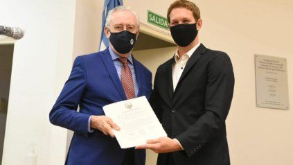 La Fundación Ciencias Médicas de Rosario recibió el diploma de institución distinguida de la ciudad
