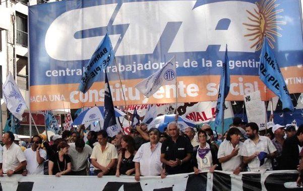 """La CTA de Micheli considera que la inflación del 25% estimada por Prat-Gay es """"surrealista""""."""