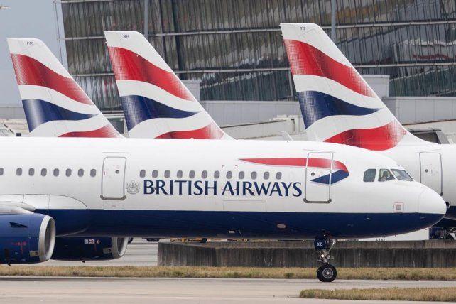 British Airways cancela los vuelos a China por el coronavirus