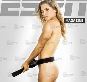 Después de la medalla, Paula Pareto se animó a posar desnuda para una revista