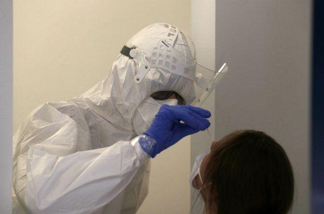 Otras 315 personas murieron y 9.909 fueron diagnosticadas con coronavirus en Argentina