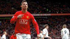 Cristiano Ronaldo, CR7, finalmente se inclinó por los Diablos Rojosaunque estaba en la pelea el Manchester City.