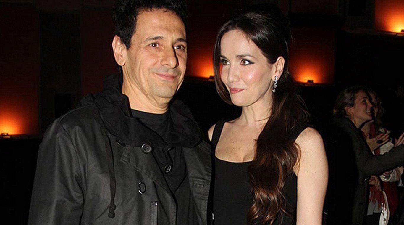 Tiempos felices. Mollo y Oreiro se enamoraron en 2001 y tienen un hijo.