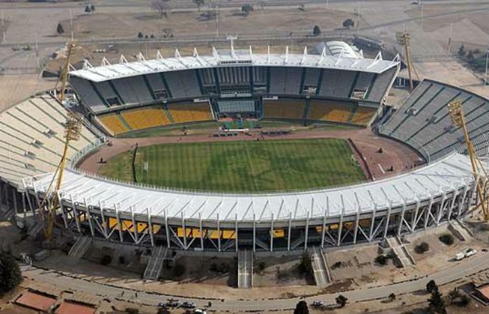 El estadio mundialista Mario Kempes