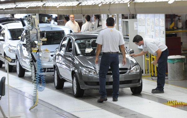 Autos para todos. El mes pasado se vendió un 13% mas que un año atrás