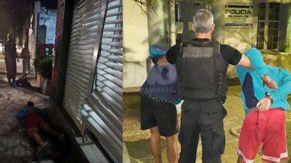 El adolescente detenido esta madrugada cuando intentaba ingresar a una vivienda