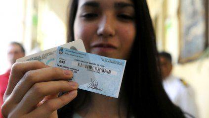 Más de 540 mil jóvenes están en condiciones de ser incorporados al padrón.