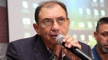 Medicina del trabajo. Jorge Kohen, docente de la Universidad Nacional de Rosario.