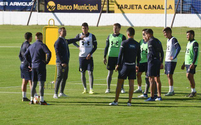 Cocca no detiene la preparación de su plantel de cara a la Superliga.