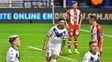 Unión sufrió una durísima derrota ante Vélez por 4-0.