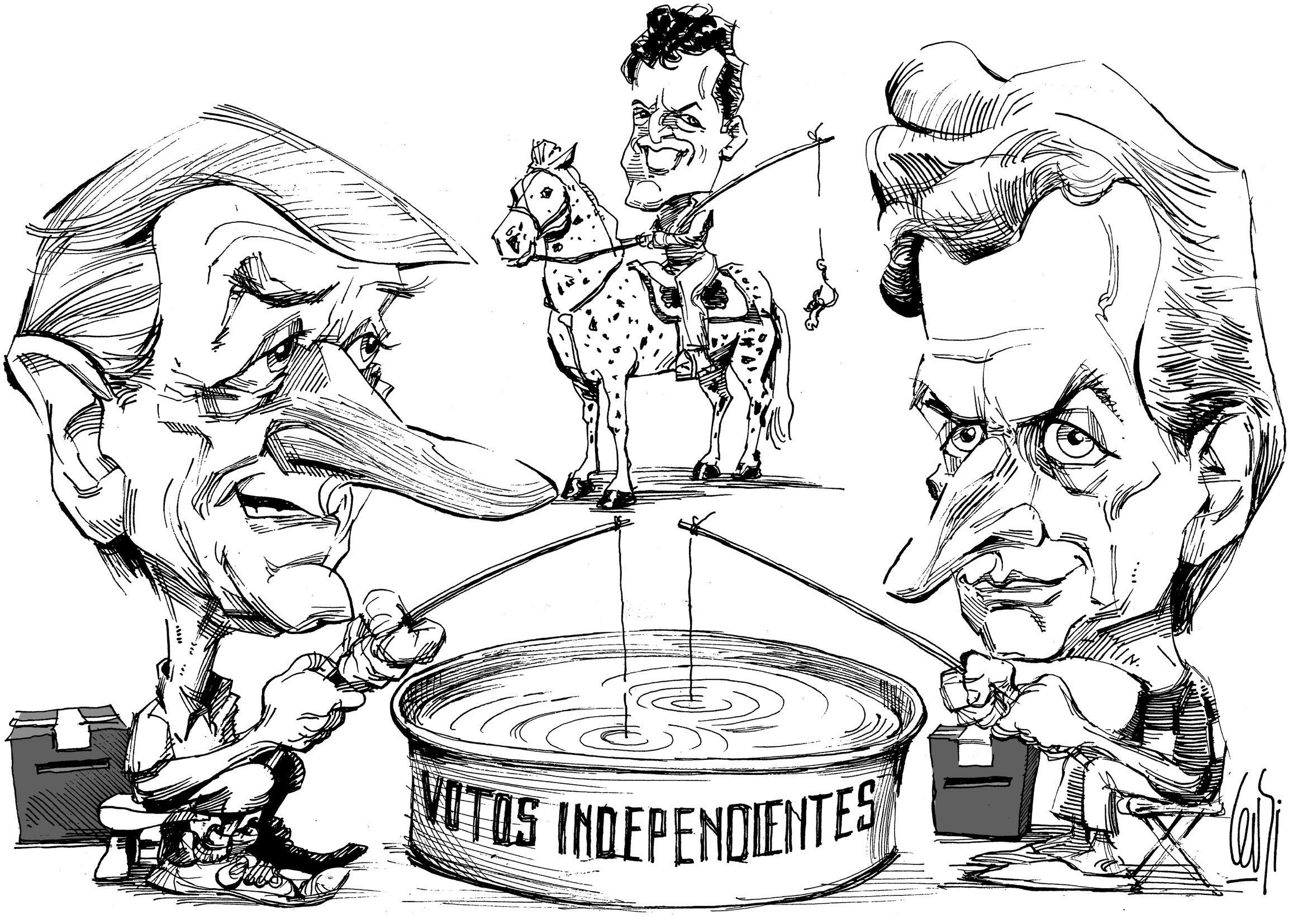 Perder elecciones y mantener el poder