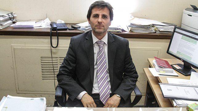 El acuerdo fue entre el fiscal Luis Schiappa Pietra y la defensa de Colomé.