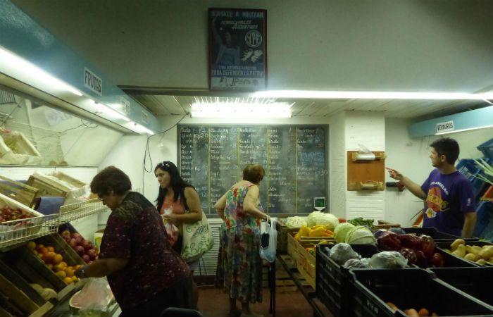 Más barato. En el Mercado Popular Rosario