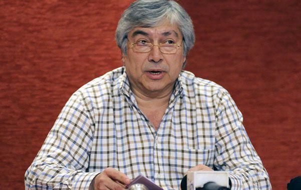 Inocencia. Lazaro Báez quiere desenmascarar las falsedades de Lanata.