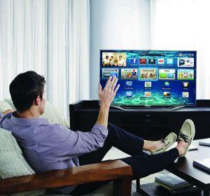 Samsung dijo que la recolección de datos tiene como objetivo mejorar el rendimiento del TV pero los usuarios pueden desactivarlo.