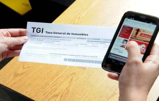 El municipio anunció una moratoria de impuestos y tasas.