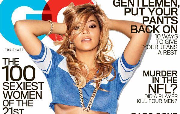 Look deportivo. Esta será la portada de febrero de la revista GQ.