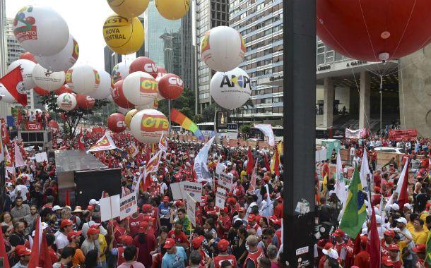 Sociedad movilizada. Las marchas que se vieron antes del Mundial se repitieron este año con consignas en contra de la corrupción política.