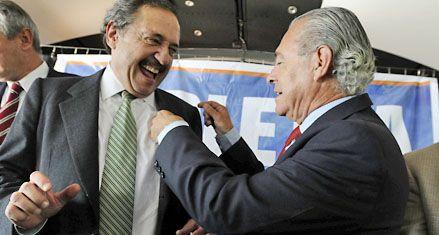 Alfonsín pide que Binner cumpla el compromiso con el radicalismo