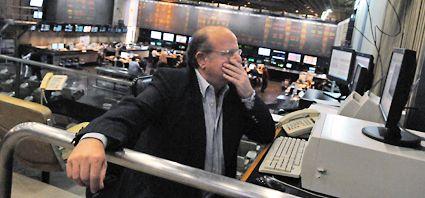 La Bolsa porteña no escapó a la debacle internacional y cayó 7,41%