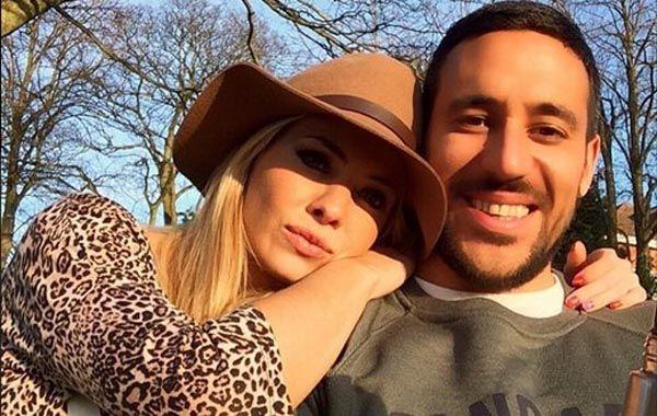 Maglietti está de novia con el ex Vélez y hasta planean casamiento.