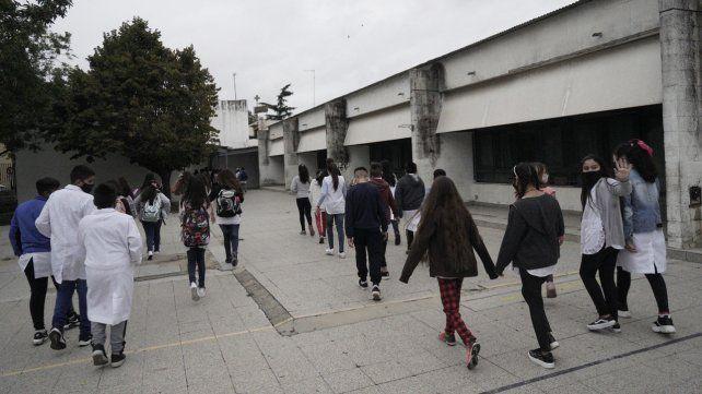 La Sociedad Argentina de Pediatría (SAP) pide por el retorno de las clases presenciales.