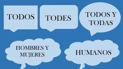 Sobre el lenguaje inclusivo