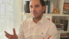 Alerta. El politólogo Federico Zapata advierte que después de Vicentin el gobierno no logra recuperar la iniciativa.