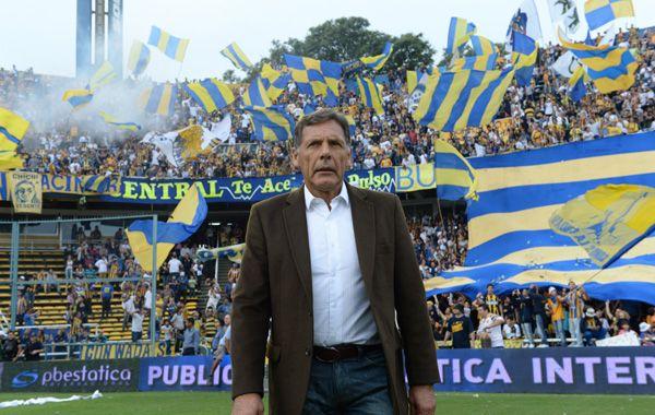El DT se mostró tranquilo por el sorteo y valoró el hecho de que Central esté en la Sudamericana.