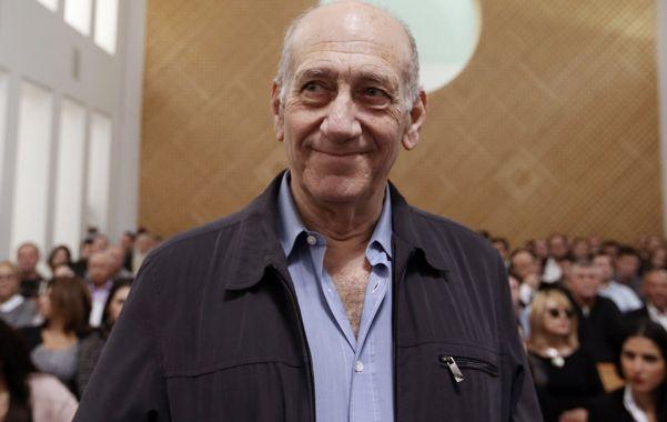 Conciliador. Olmert impulsó una resolución del conflicto con palestinos.