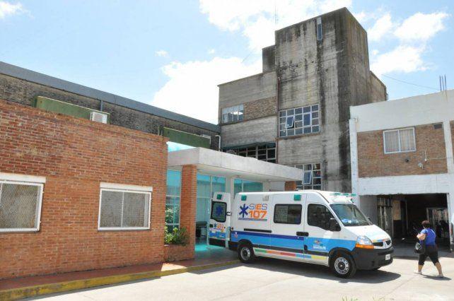 El chico de 13 años fue atendido en el Hospital Granaderos a Caballo de San Lorenzo.
