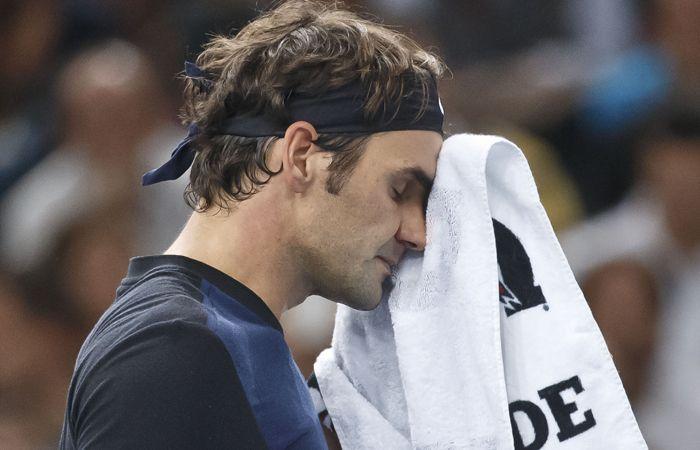 Tenis: Federer se fue temprano por culpa de Isner