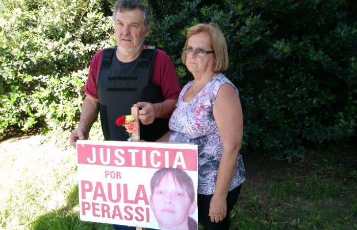 Alberto y Alicia Perassi