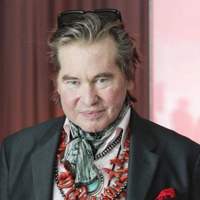 El actor en la actualidad, a los 61 años.
