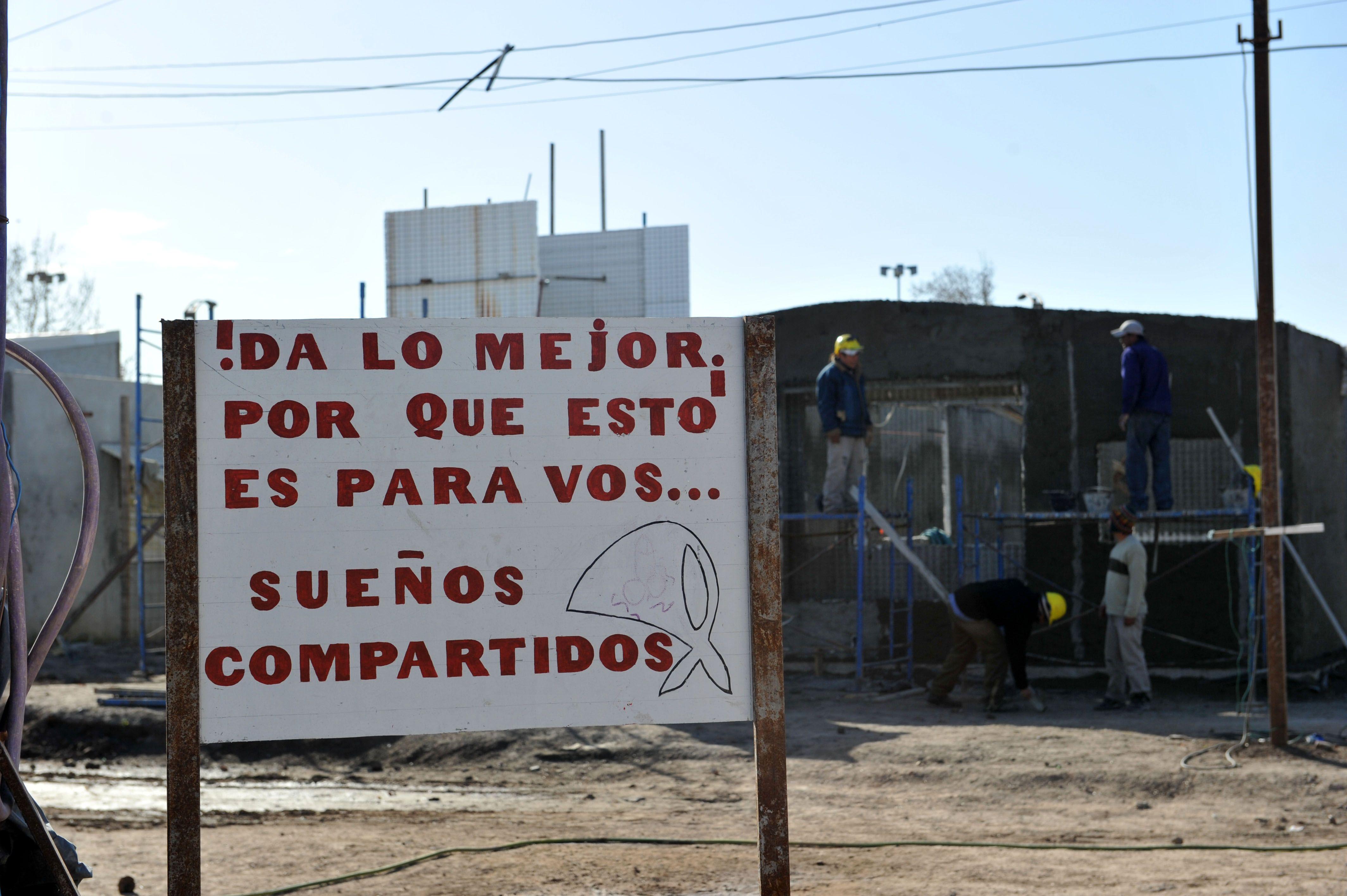 El programa de viviendas Sueños Compartidos tuvo su versión en Rosario.