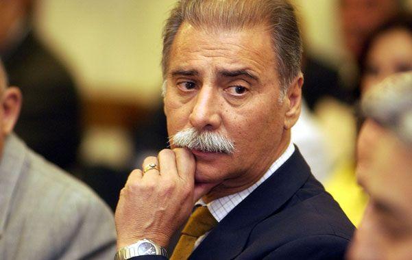 El ex mandatario Jorge Sobisch.