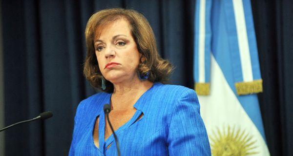 Garré prometió una máxima sanción a los policías que filtraron las fotos de Jazmín De Grazia