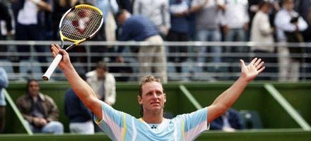 Nalbandian ganó el primer punto de la serie de Copa Davis contra Rusia