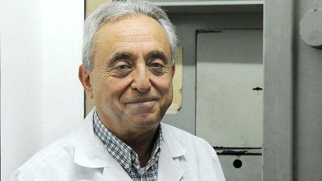 El infectólogo Pedro Cahn.