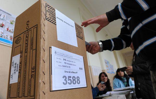 A votar. Cristina ratificó las fechas de los comicios. Desde hoy se podrá consultar el padrón electoral provisorio.