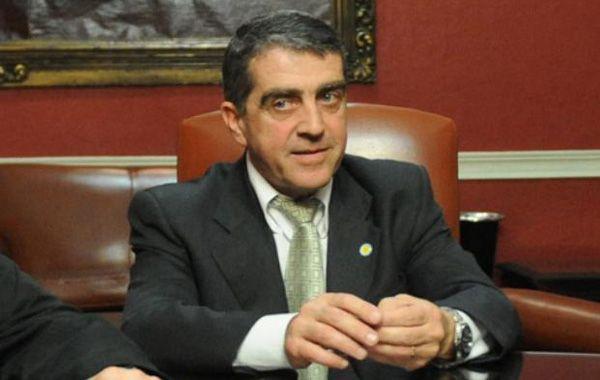 Traferri sumó su solidaridad desde el Senado al juez Vienna y al fiscal Camporini