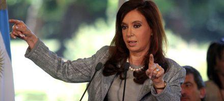 Cristina anunció $13 mil millones para sostener la producción y el consumo
