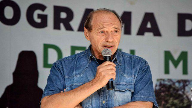 Ex juez. Eugenio Zaffaroni dice que para ser una democracia plural debe haber pluralidad de medios.