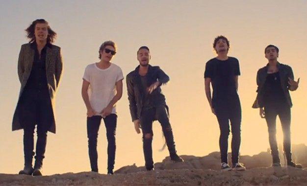 One Direction estrena su nuevo videoclip Steal My Girl