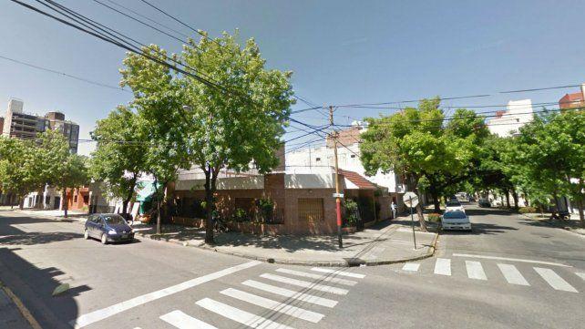 El agresor logró ser reducido en Dorrego y Cochabamba.