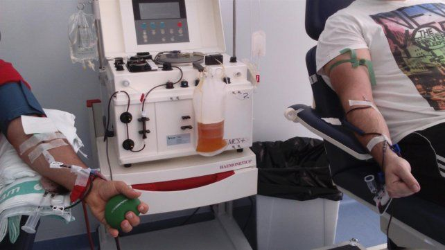 El 80% de quienes fueron tratados con plasma en Santa Fe se está recuperando de coronavirus