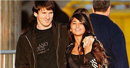 Habrá confites: Messi y su novia Antonella se casarían el año próximo en Rosario